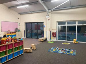 nursery toddler room