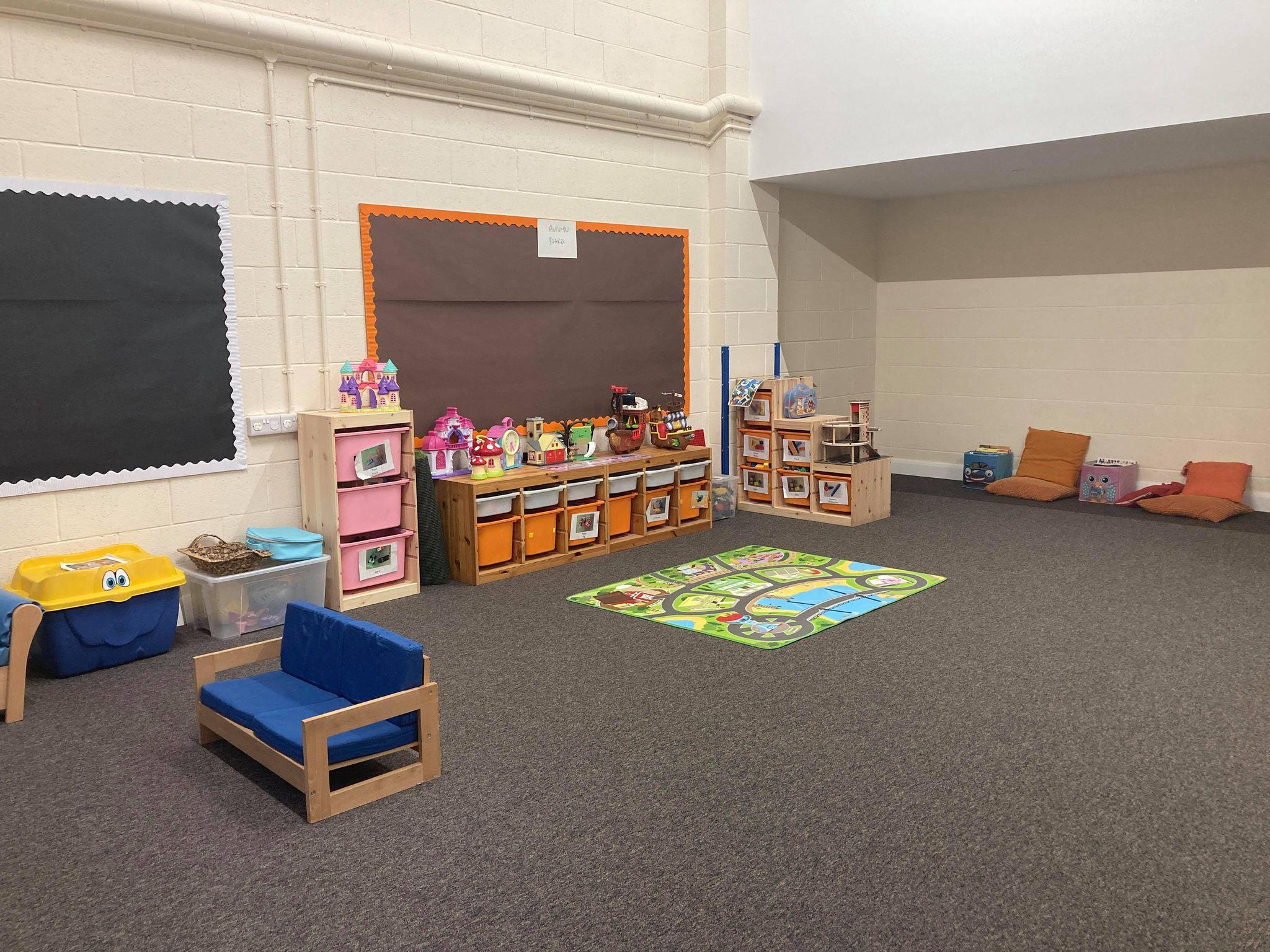 pre school classroom